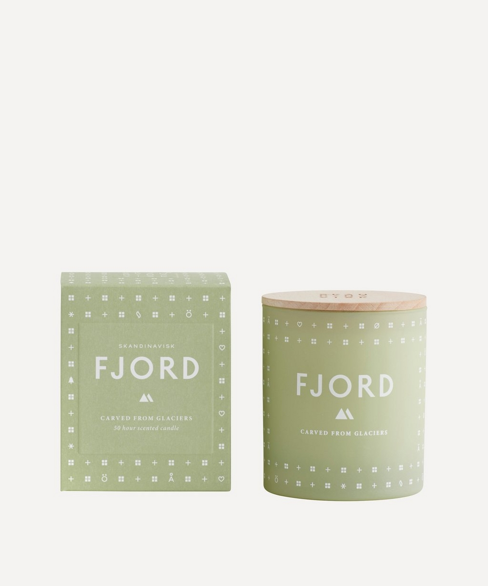 Fjord Scented Candle 190g