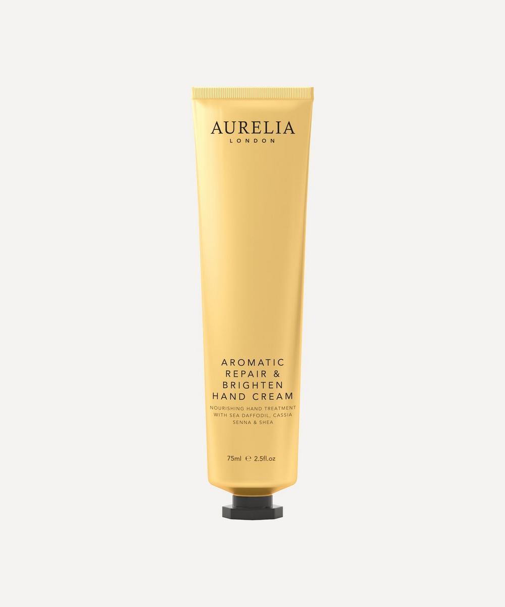 Aurelia Probiotic Skincare - Aromatic Repair and Brighten Hand Cream 75ml