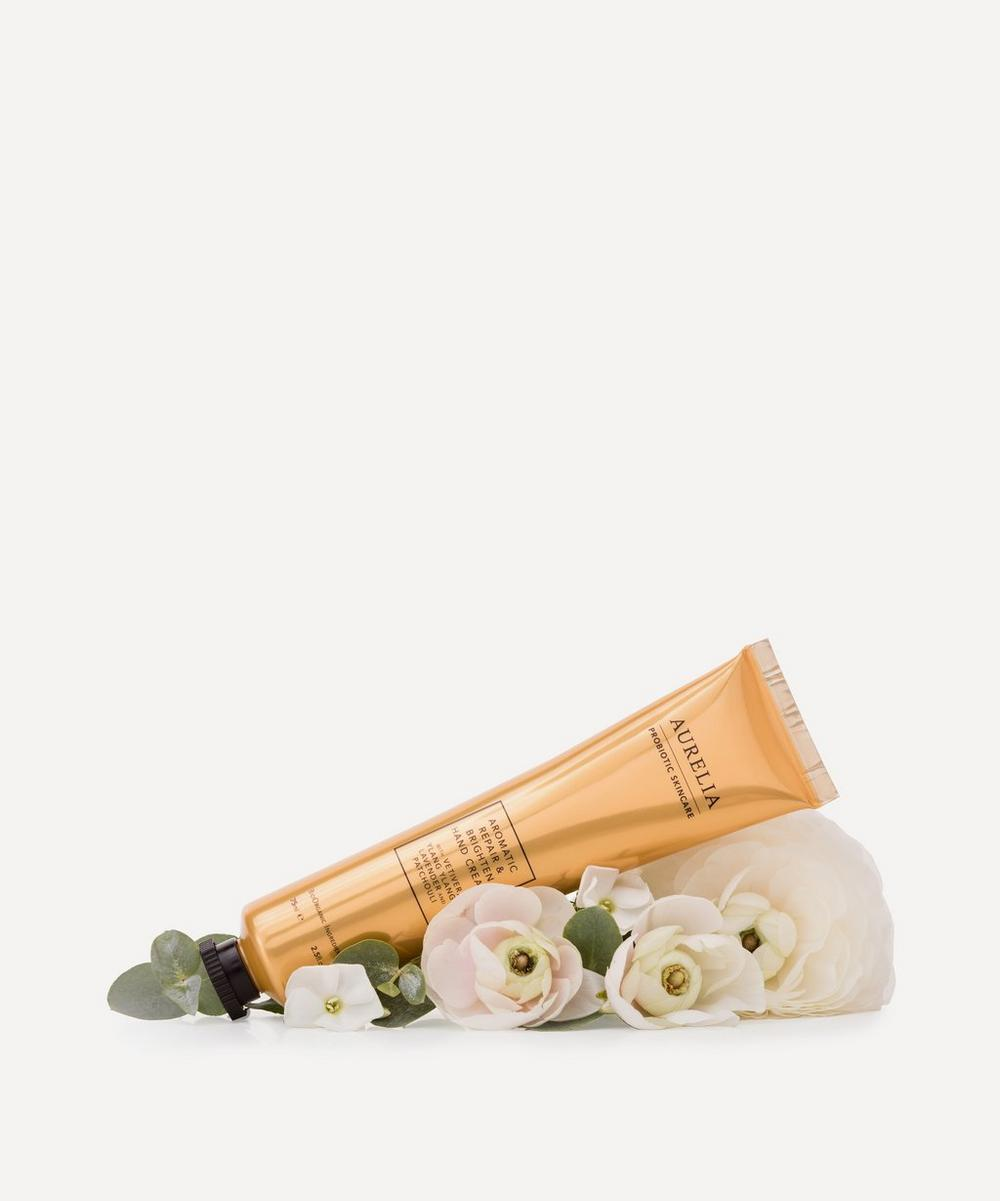 Aromatic Repair and Brighten Hand Cream 75ml