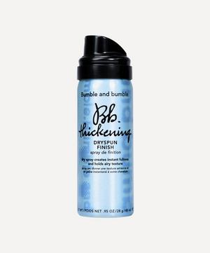 Thickening Dryspun Finish Spray 40ml