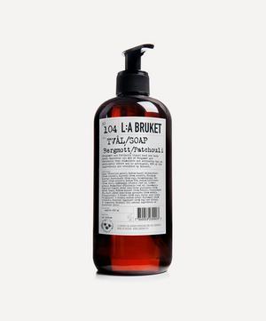 Bruket Bergamot and Patchouli Liquid Soap 450ml