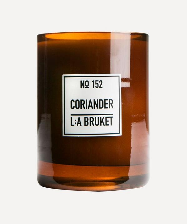 L:A Bruket - Coriander Scented Candle 260g