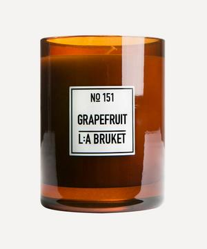 Grapefruit Scented Candle 260g