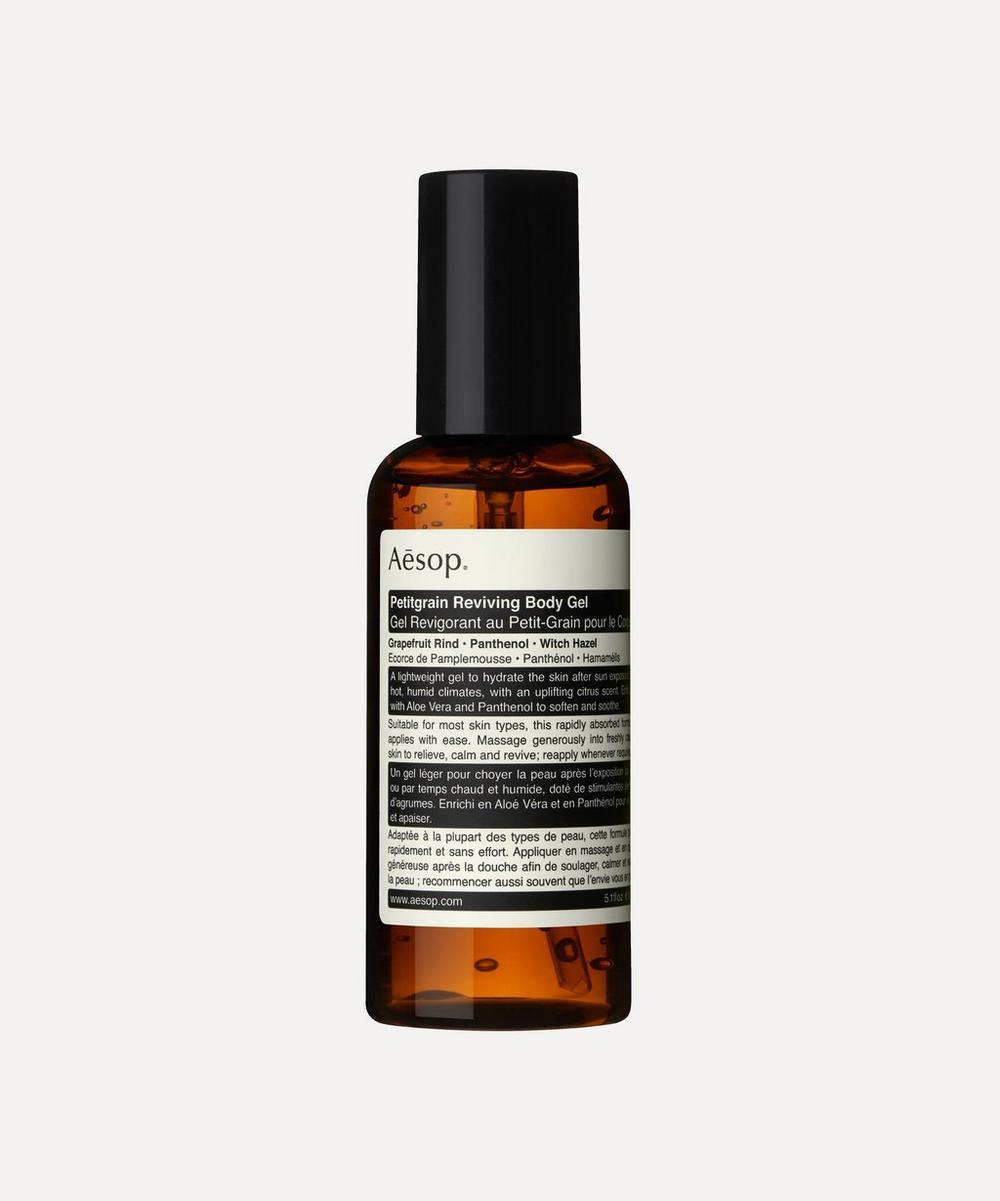 Petitgrain Hydrating Reviving Body Gel 150ml
