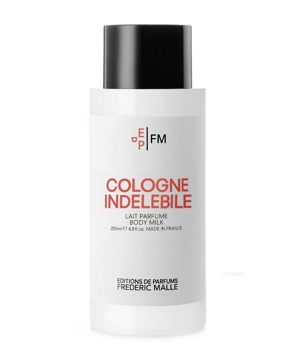 Cologne Indelebile Body Milk 200ml