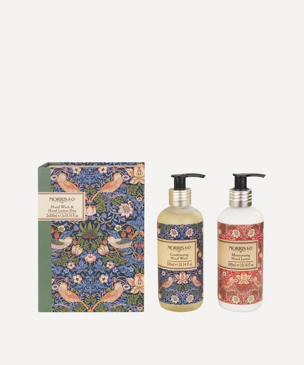 Morris & Co. - Hand Wash and Hand Lotion Duo