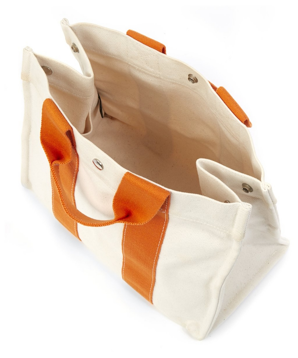 3e4f6bb7c2dc Hermes Canvas Bora Bora GM Bag