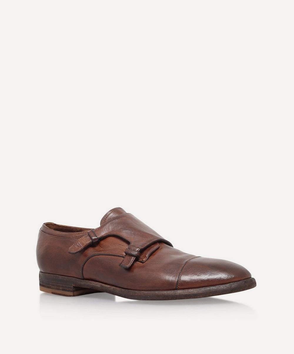 Officine Creative -  Double Monk Strap Shoes