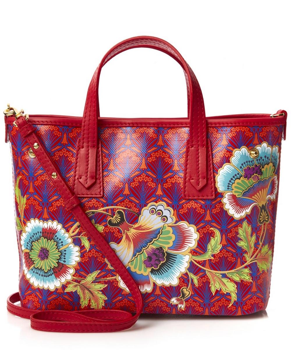 3c62e2e87eb6d LIBERTY LONDON Paradise Iphis Mini Marlborough Tote Bag