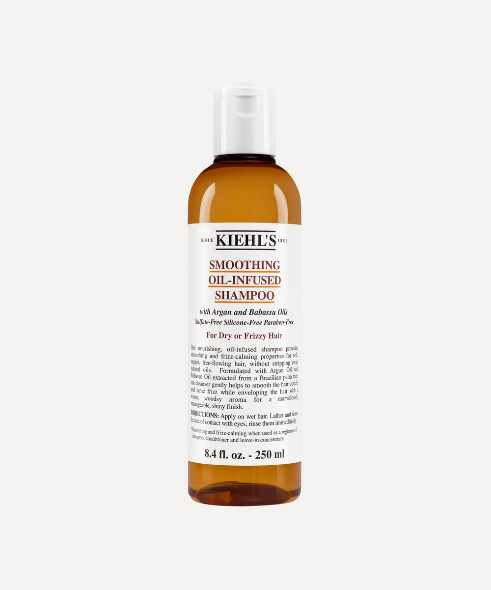Smoothing Oil-Infused Shampoo 250ml