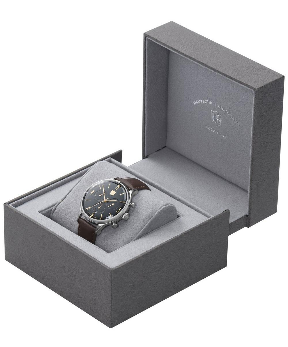 DF-9002-02 Van Der Rohe Chrono 38MM Face Watch