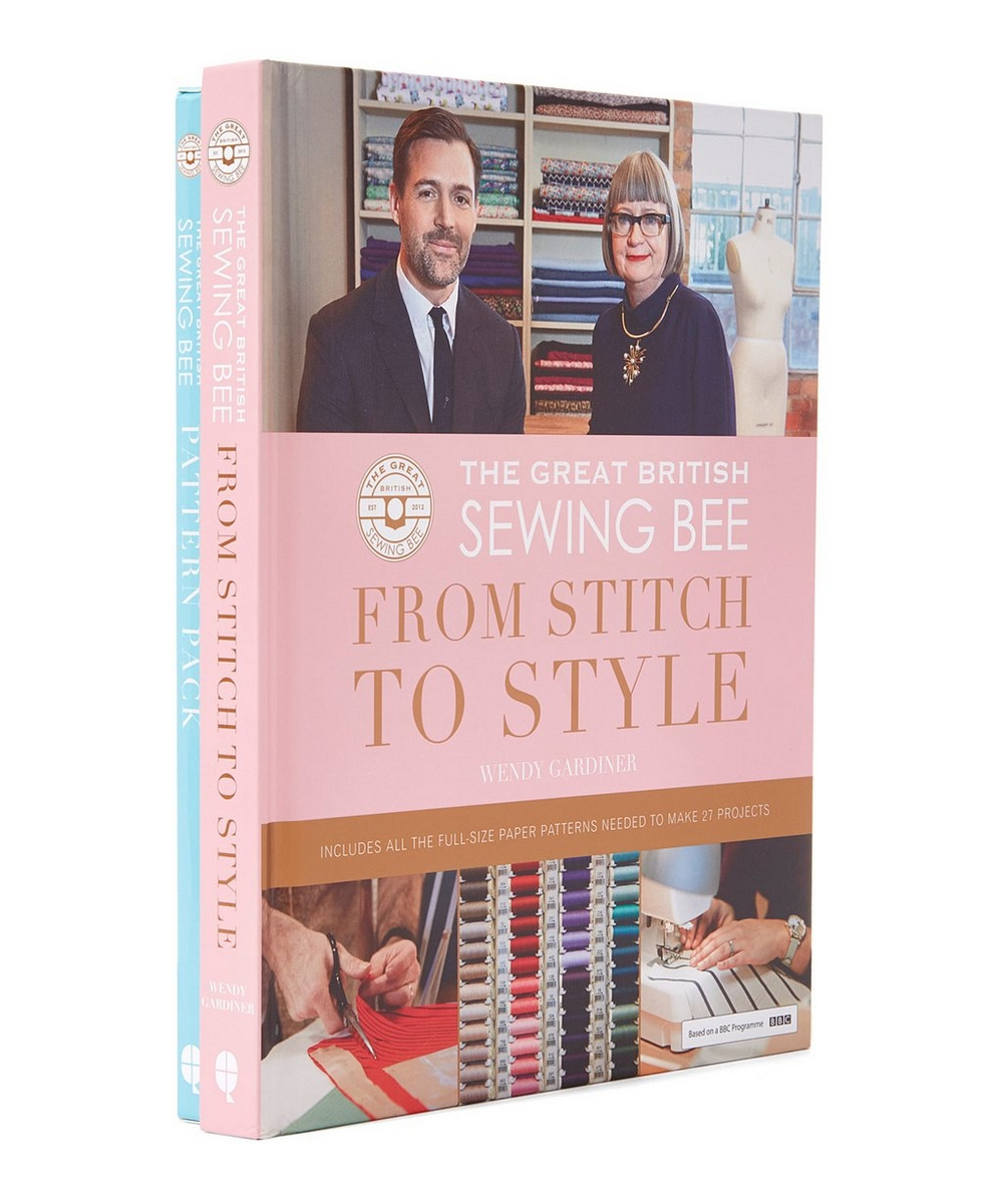 The Great British Sewing Bee From Stitch To Style Liberty London