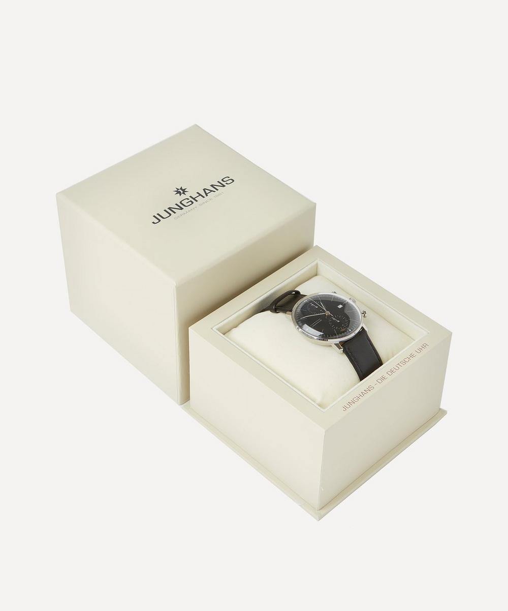 027/4601.00 Max Bill Chronoscope Watch