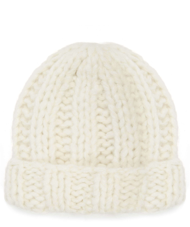 5e7aef34650 Jewel H Alpaca Knitted Beanie Hat