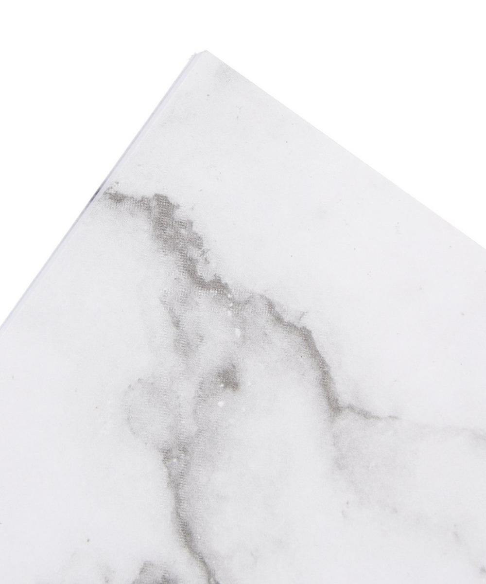 Marble A5 Notepad