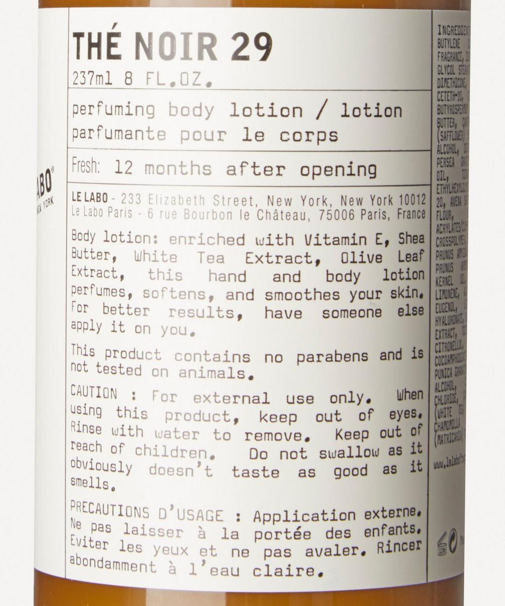 Thé Noir 29 Body Lotion 237ml