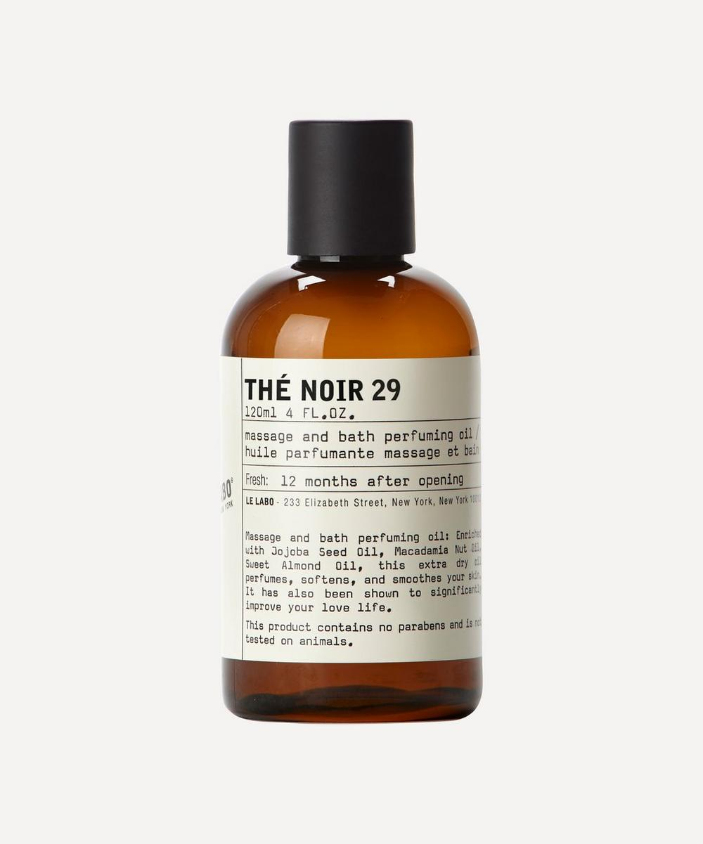 Thé Noir 29 Bath and Body Oil 120ml