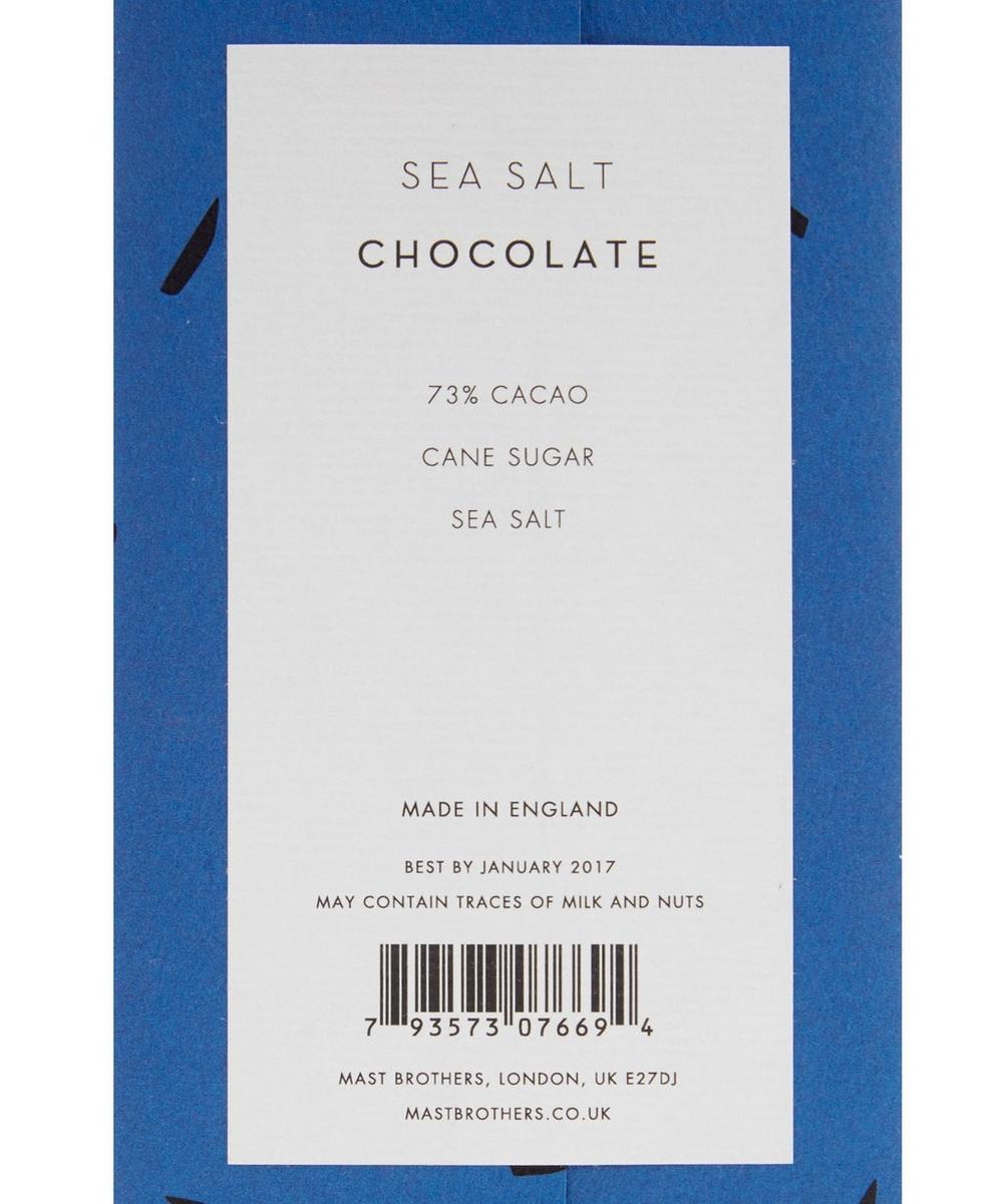 Sea Salt Chocolate Bar 70g