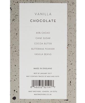 Vanilla Chocolate Bar 70g