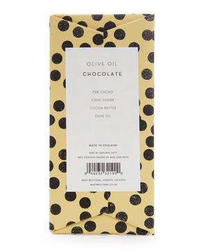 Olive Oil Chocolate Bar 70g