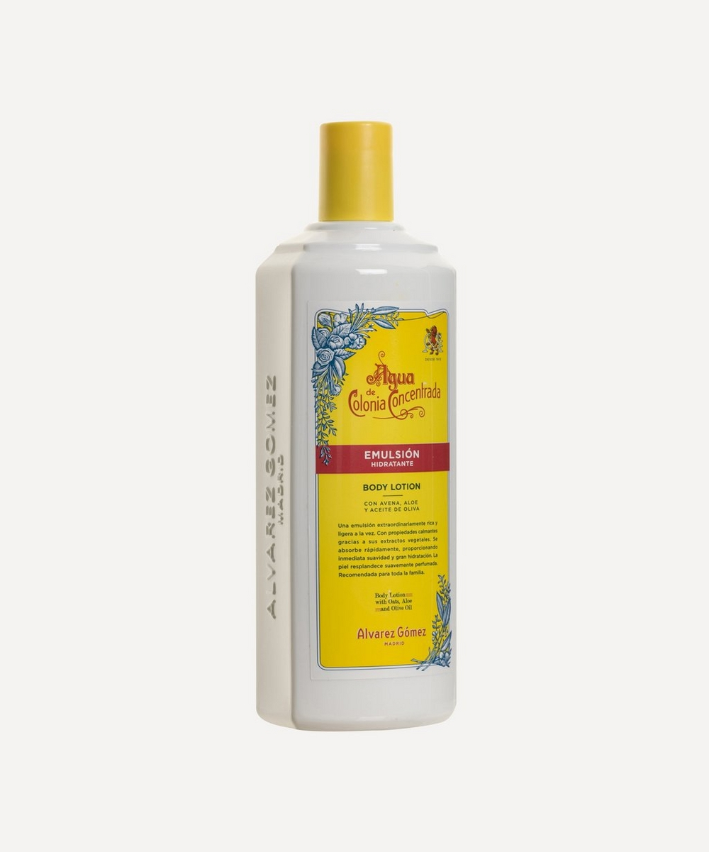 Agua de Colonia Concentrada Body Lotion 500ml