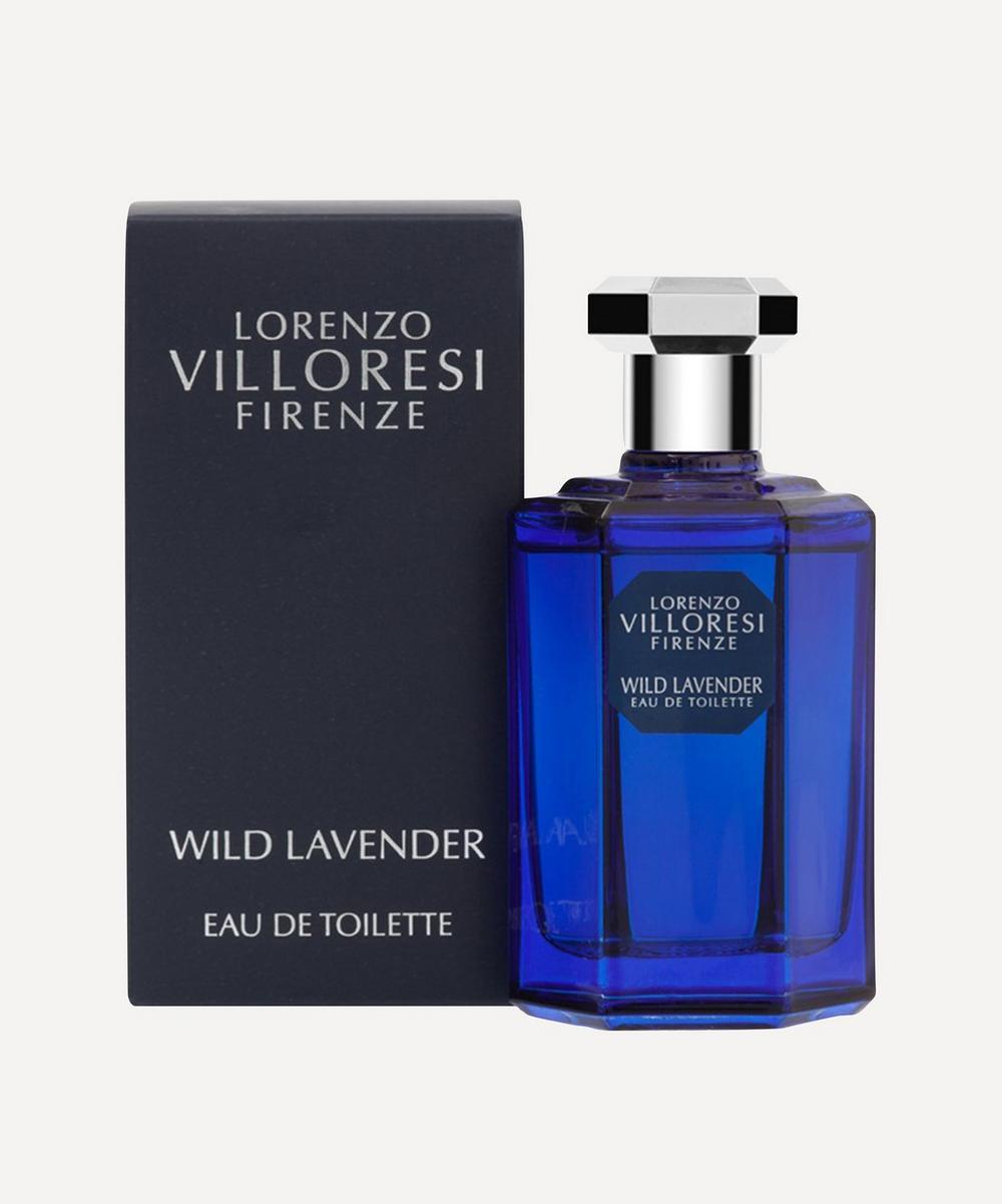 Wild Lavender Eau De Toilette 100ml