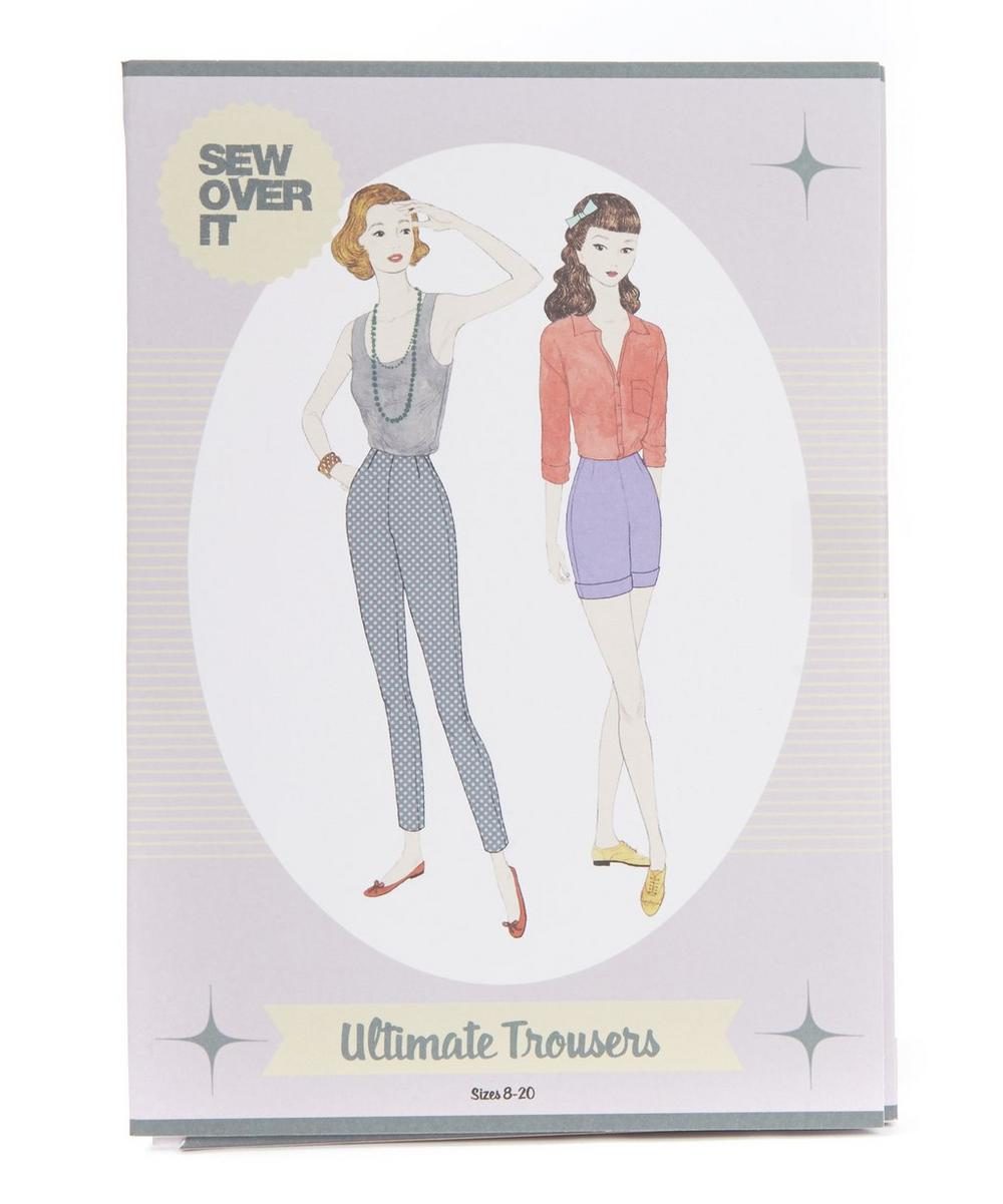 Ultimate Trousers Sewing Pattern