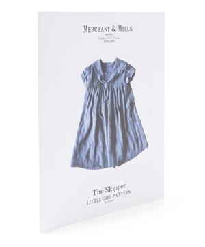 The Skipper Dress Pattern