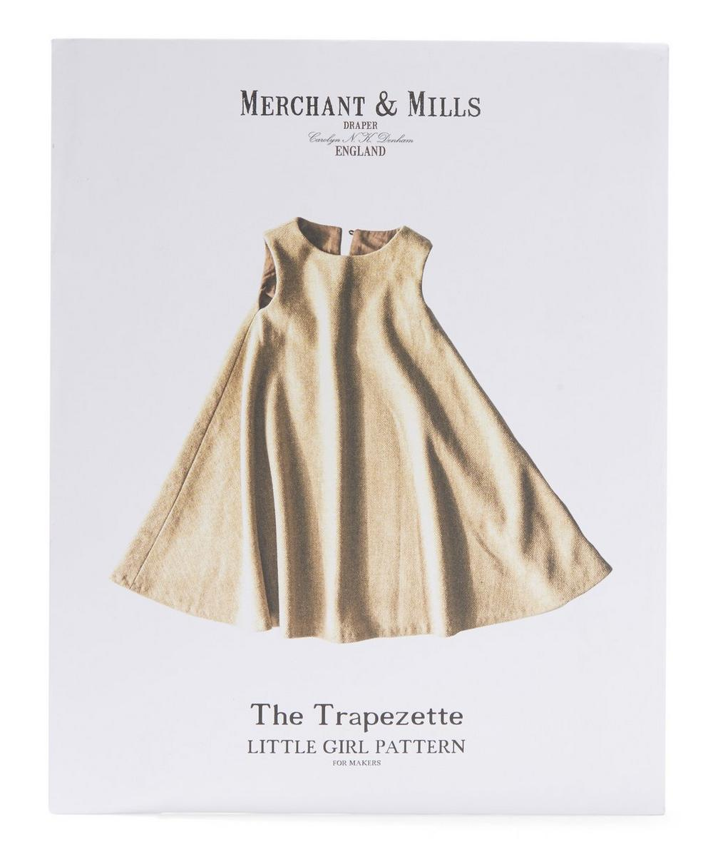 The Trapezette Dress Pattern