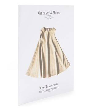The Trapezette Dress Pattern