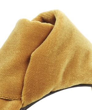 Maryn Knot Velvet Headband