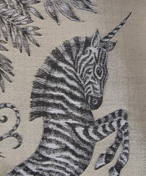 Kruger Giraffe Jacquard Cushion