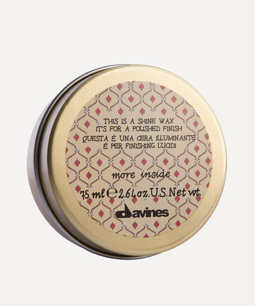 Davines - This is a Shine Wax 75ml