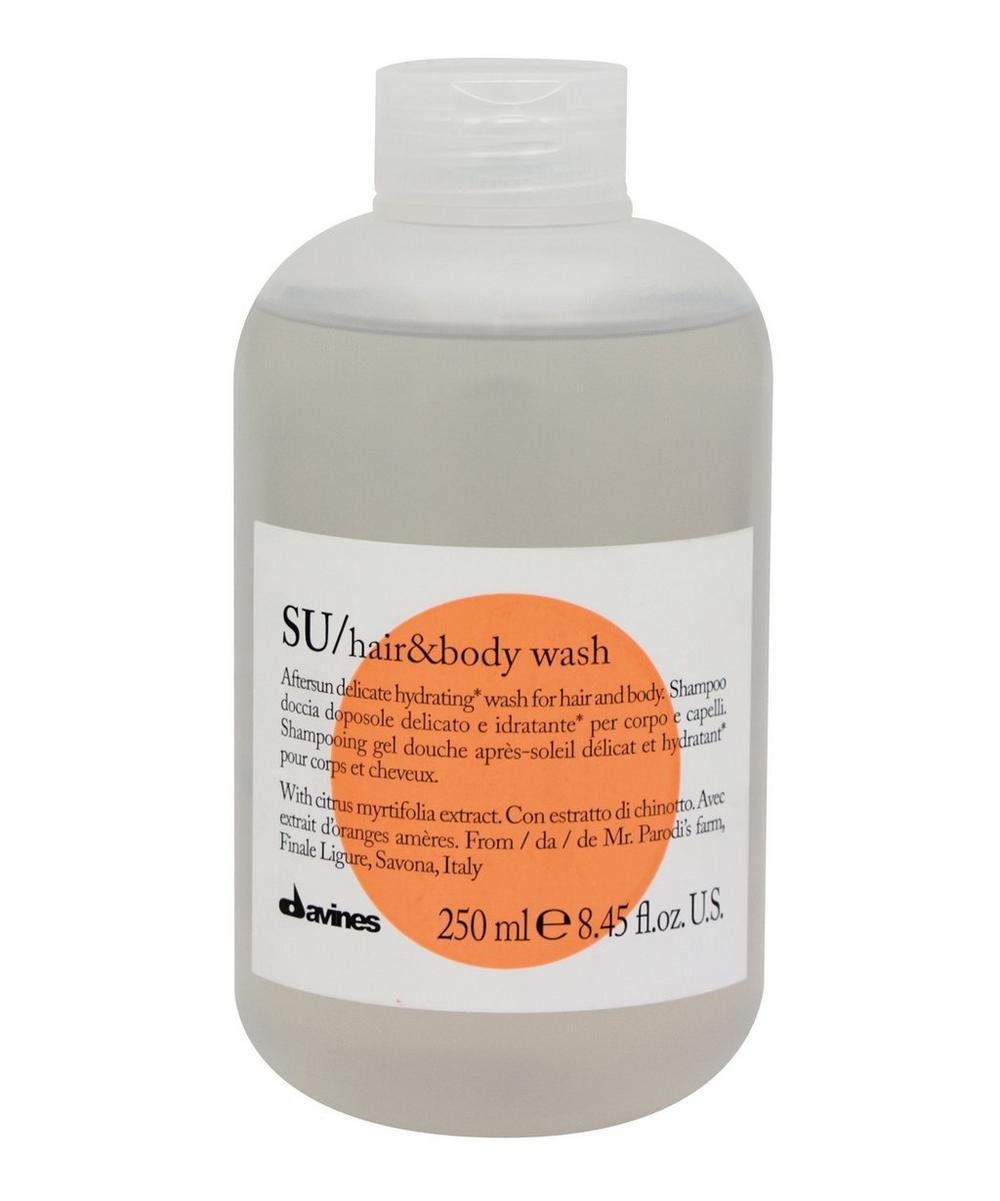 SU After Sun Hair & Body Wash 250ml