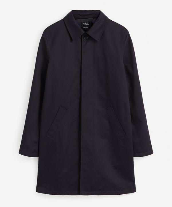 Mac Ville Cotton Overcoat