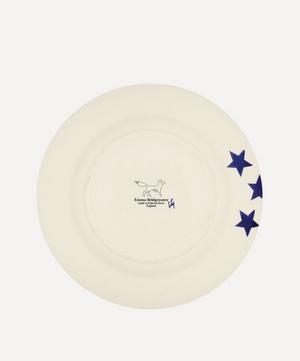 Black Toast 8.5 Inch Plate