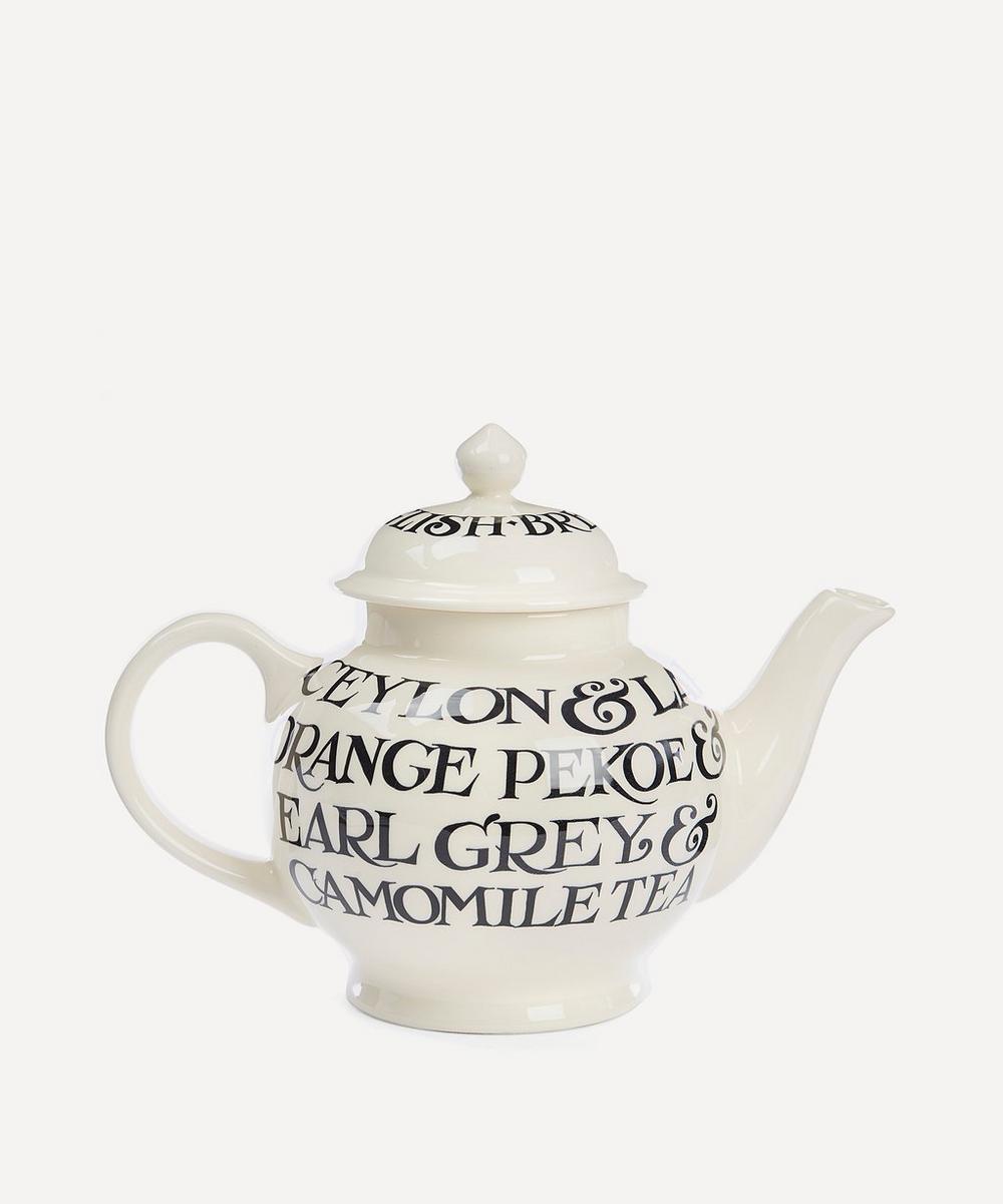 Toast Teapot