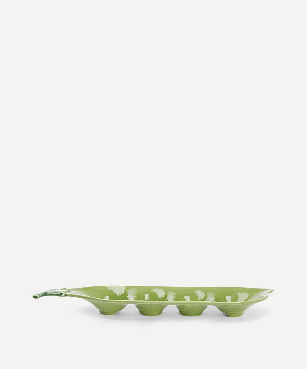 Bordallo Pinheiro - Peapod Serving Platter