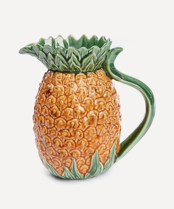 Bordallo Pinheiro - Pineapple Pitcher