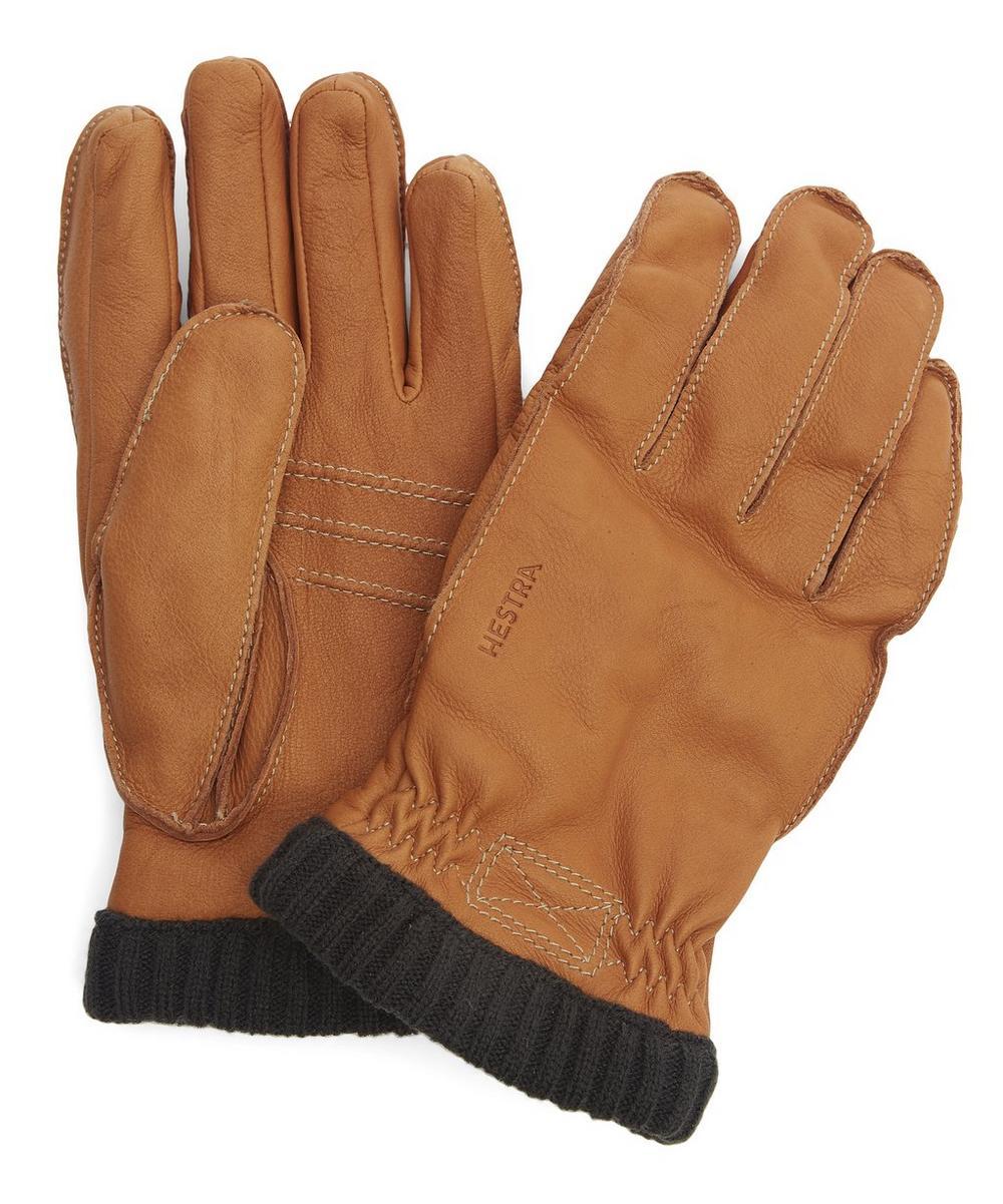Hestra Gloves PRIMALOFT DEERSKIN GLOVES 8-10