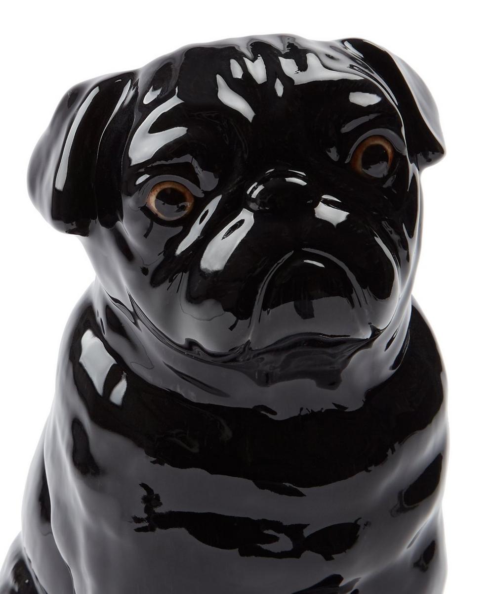 Large Pug Vase