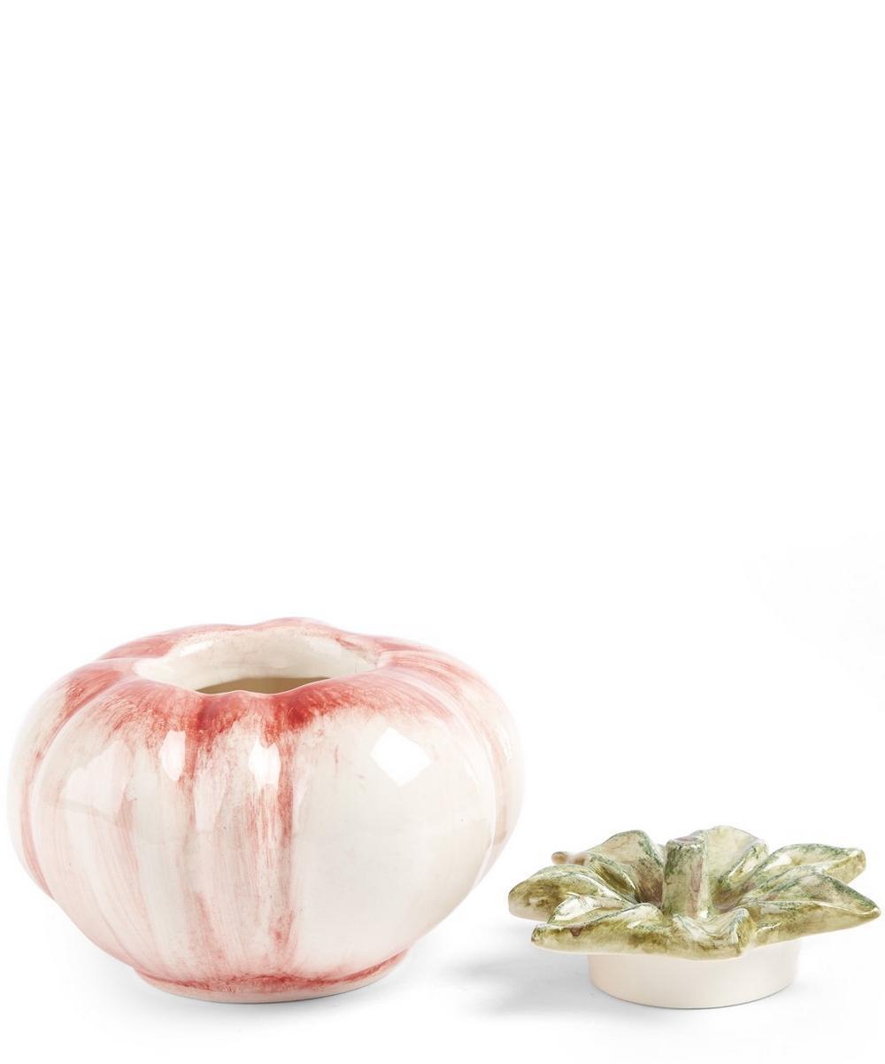Ceramic Tomato Pot
