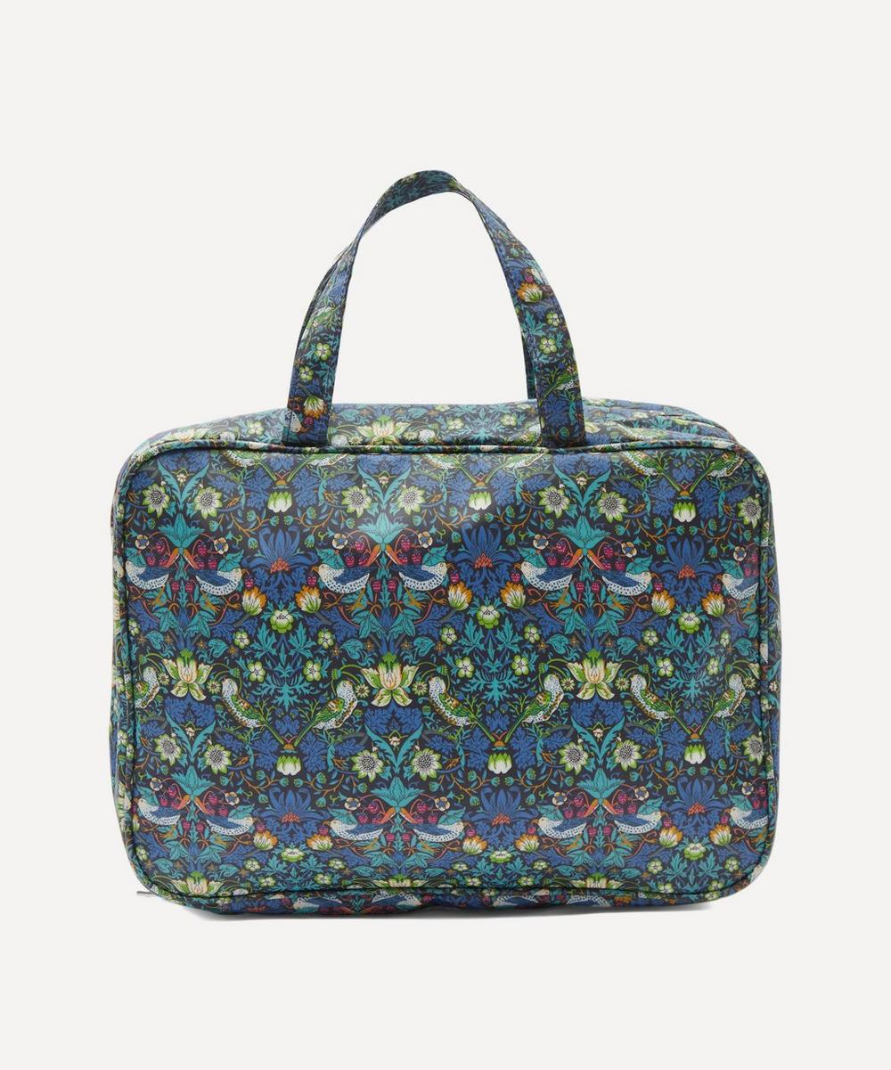 Weekender Strawberry Thief Wash Bag