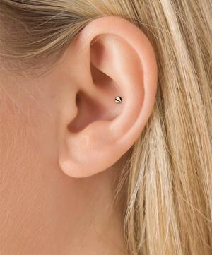 Spike Threaded Stud Earring