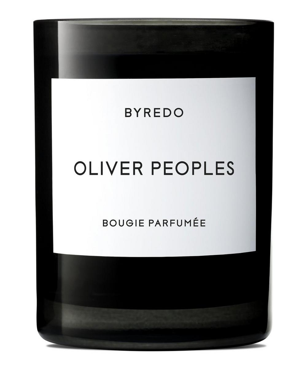 Oliver Peoples Scented Candle