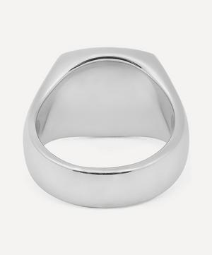 Cushion Tiger Eye Ring