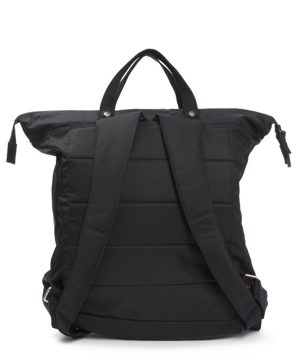 6ebe2afb068d iGor Luxe Wax Backpack