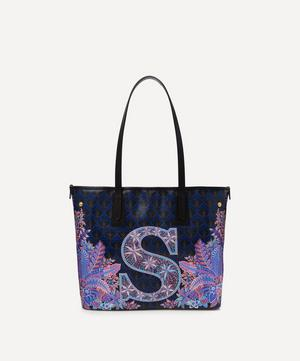 Little Marlborough Tote Bag in S Print