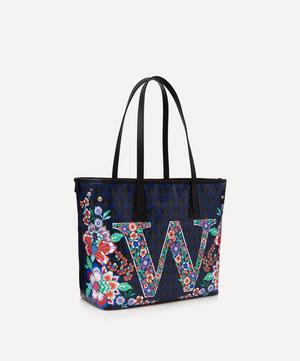 Little Marlborough Tote Bag in W Print