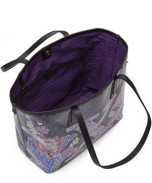 Little Marlborough Tote Bag in X Print